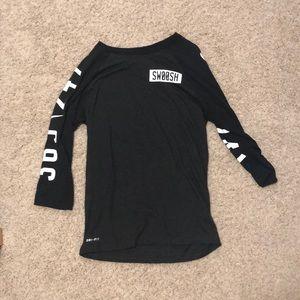 Nike 3/4 sleeve